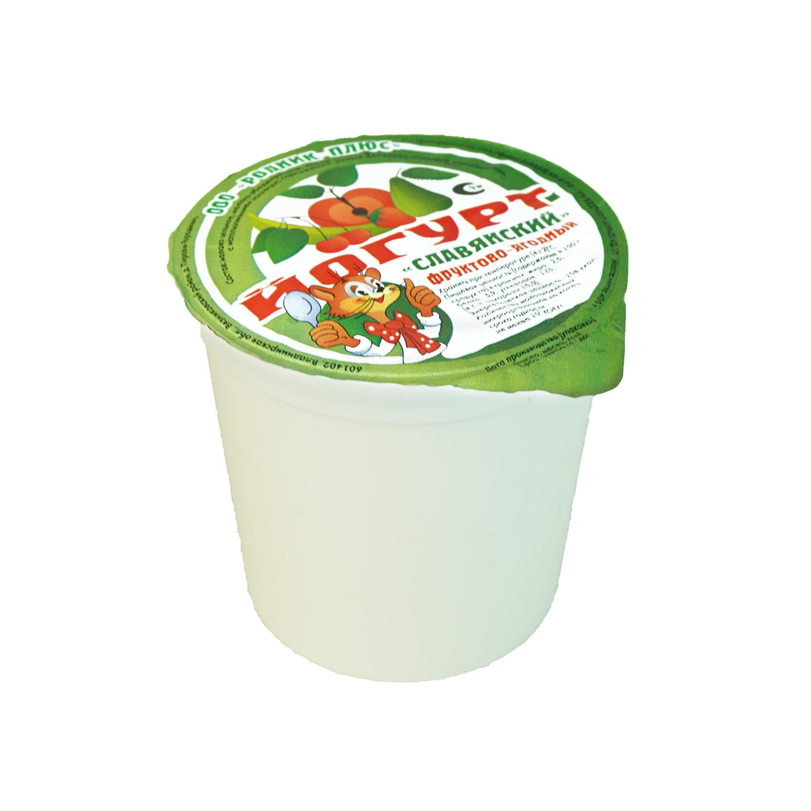 Йогурт 2,5%